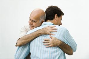 Приснилось обнимать покойного отца
