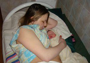 Рождение ребенка во сне