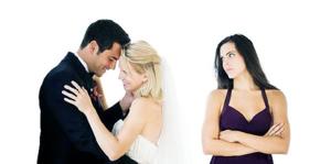 Свадьба любимого с другой