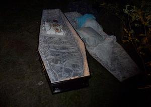 Видеть во сне гроб с покойником
