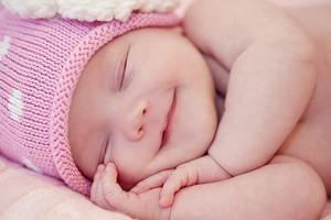 Приснился младенец