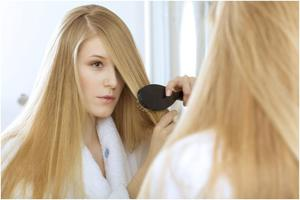 К чему снится расчесывать волосы перед зеркалом