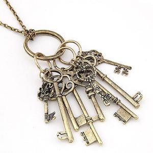 Что может значить сон о ключах