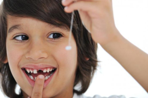 Выпадение зуба приснилось ребенку