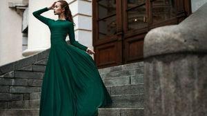 Когда приснилось красивое платье