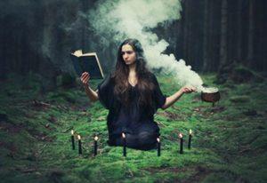 Приснилась ведьма