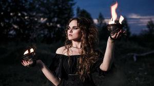 Приснилась ведьма во сне