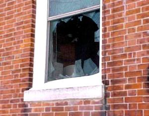 Разбитые окна в вашем доме