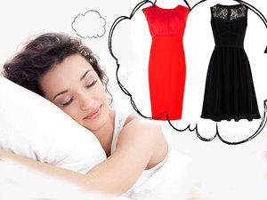 Сон о белом платье
