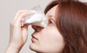 Значение сна про кровь из носа