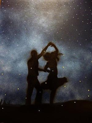 Наслаждаться танцем с мужем