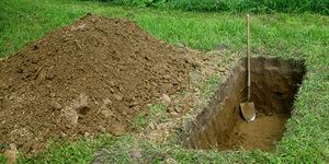 Значение сна о выкопанной могиле