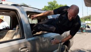 Что означает выпасть из авто на ходу