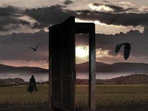 Важно, как видеть входную дверь