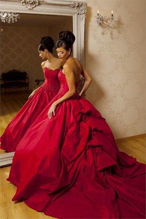Сонник невеста в красном