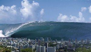 К чему в сновидениях цунами