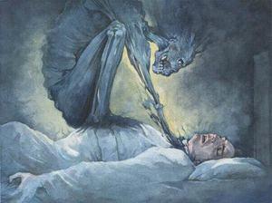 Что предсказывает сон, в котором вас душат?