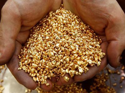 Сонник принимать золото в