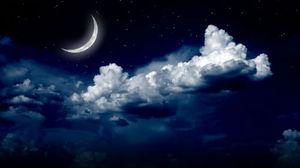 Сон о растущей луне