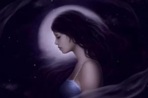 Смена фаз луны очень влияет на настроение рака