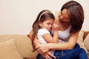 Утешать родственника во сне