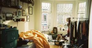 Грязная квартира может сниться к болезни