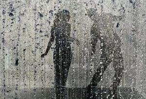 К чему в сновидении гулять под дождем вдвоем