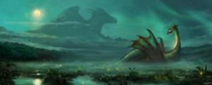 Образ дракона символизирует власть и успех