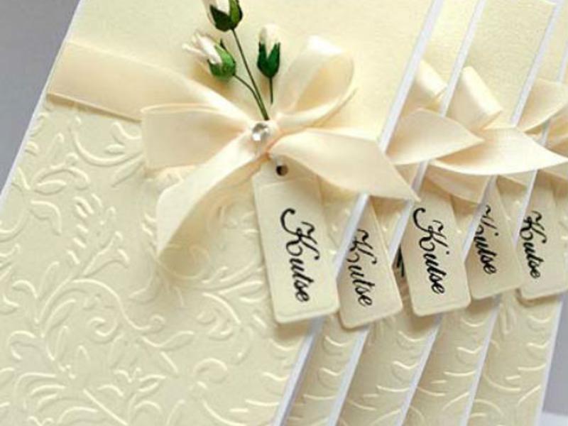 Быть приглашённой на свадьбу во сне